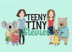Image for Teeny Tiny Stevies- A Thoughtful Tour