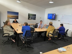 Image for Transformational Business Networking Breaky