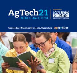 Image for AgTech21: Build it, Use it, Profit