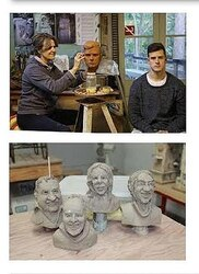 Image for Demo Day - Clay Portraiture