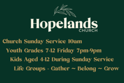Image for Hopelands Church Service