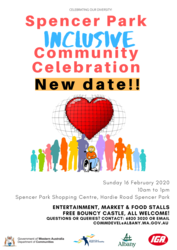 Image for Spencer Park Inclusive Community Celebration (new date!)