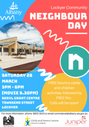 Image for Lockyer Community Neighbour Day