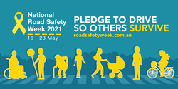 Image for National Road Safety Week cuppa in the gardens