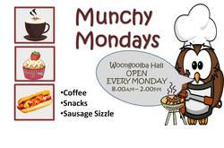 Image for Munchy Mondays