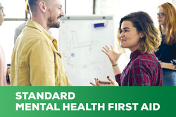 Image for Standard Mental Health First Aid