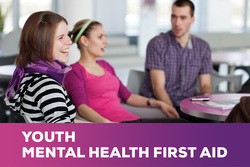 Image for Youth Mental Health First Aid