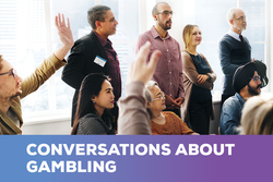 Image for Conversations about Gambing