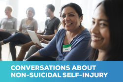 Image for Conversations about Non-Suicidal Self Injury
