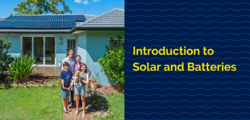 Image for ONLINE EVENT: Introduction to Solar and Batteries  *Webinar*