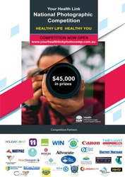 Image for Your Health Link National Photographic Competition