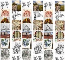 """Image for Art Exhibition """"Paint Paper Print Canvas"""""""
