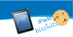 Image for iPad & biscuits: Online Storage Options