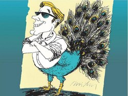 Image for Bird's Eye View Cartoon Art Exhibition
