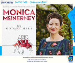 Image for Monica McInerney Author Talk via Zoom