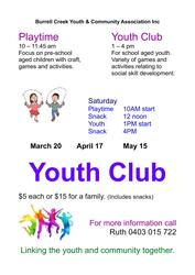 Image for Youth Club