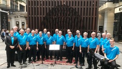 Image for MEN ALOUD! an exciting choir program for men and boys of all ages