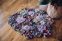 Image for Boho Rag Rug Makers workshop