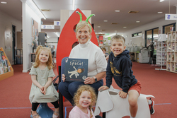 Image for National Simultaneous Storytime with Mayor Denise Knight