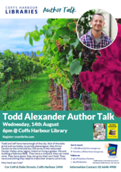 Image for Todd Alexander Author Talk