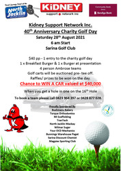 Image for Charity Golf Day