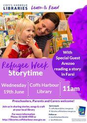 Image for Refugee Week Storytime