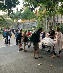 Image for Homeless Food distribution