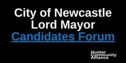 Image for Mayoral Candidates Forum