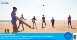 Image for National Backyard Cricket