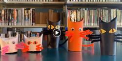 Image for Slinky Malinki - Craft Workshop via Zoom