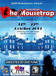 "Image for Agatha Christie's ""The Mousetrap"""