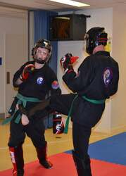 Image for Hapkido and KEF-IC Martial Arts