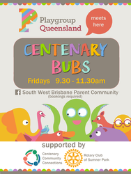 Image for Centenary Bubs Playgroup