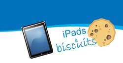 Image for iPads and Biscuits: Video-calls