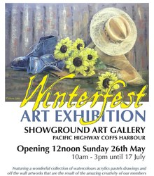 Image for Winterfest Art Exhibition