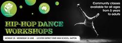 Image for Community Hip Hop Dance Workshops