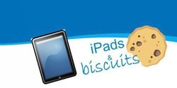 Image for iPads and biscuits: Explore Google Earth