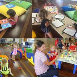 Image for Gin Gin Families Playgroup