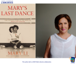 Image for Mary Li presents Mary's Last Dance