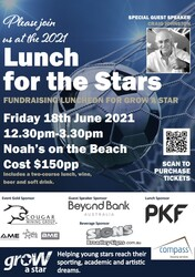 Image for Lunch for the Stars with Craig Johnston