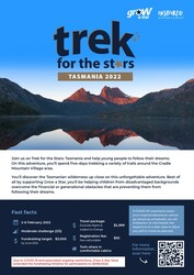 Image for Trek for the Stars - Cradle Mountain, Tasmania 2022