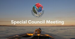 Image for Special Council Meeting