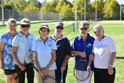 Image for Ladies Social Tennis