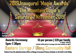 Image for The Mogie Awards