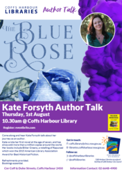 Image for Kate Forsyth Author Talk