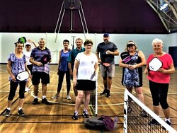 Image for Pickleball Fun out of the weather
