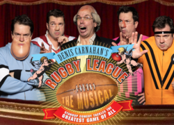 Image for Rugby League The Musical