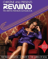 Image for Christine Anu- Rewind: The Aretha Franklin Songbook