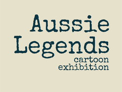 Image for Cartoon Art Exhibition - Aussie Legends