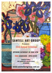 Image for Sawtell Art Group's 33rd Annual Exhibition